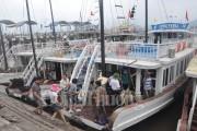 Tăng cường kiểm tra, xử lý vi phạm tàu du lịch trên Vịnh Hạ Long