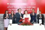 BRG và Sumitomo ký kết thỏa thuận hợp tác