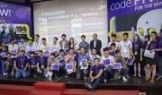 Smart Chick dành giải chung cuộc tại Cuộc thi Cúp Sáng tạo Microsoft Imagine Cup 2017