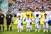 Doosan tài trợ Giải U19 Suwon JS Cup 2018