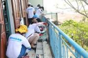 """Chương trình """"Ngày Doosan phục vụ vì cộng đồng"""" lần thứ 6 tại Việt Nam"""