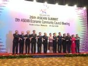 Bộ trưởng Vũ Huy Hoàng dẫn đầu đoàn Việt Nam tham dự Hội nghị AECC 13 và AEM-EU 13