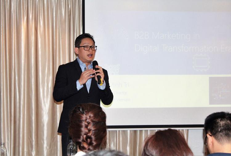Ứng dụng công nghệ số mới nhất trong B2B Marketing