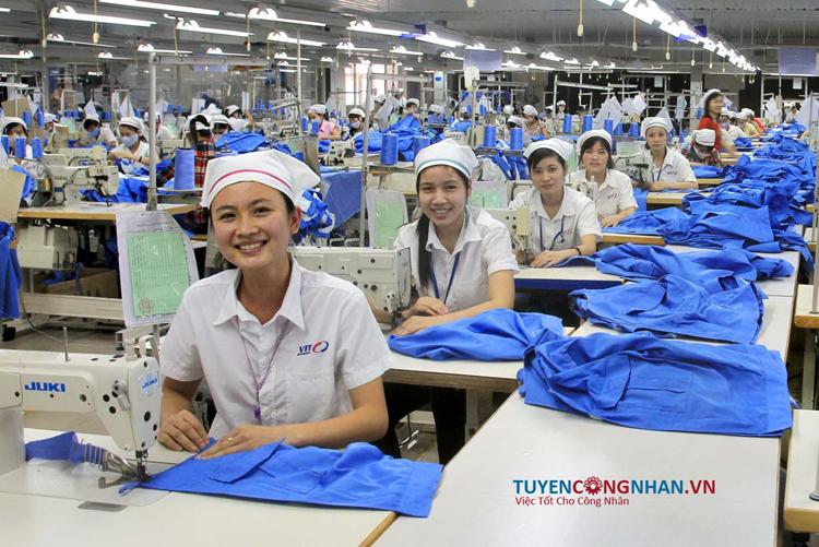 Giải pháp tuyển dụng mới cho các nhà máy, khu công nghiệp