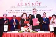 BRG và Marriott International hợp tác về dự án khách sạn Sheraton Đà Nẵng