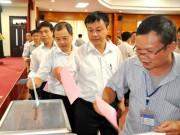 Ban cán sự Đảng Bộ Công Thương: Tổ chức Hội nghị giới thiệu nhân sự Ban chấp hành Trung ương khóa XII