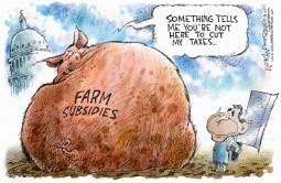 Ủy ban châu Âu đề xuất cắt giảm trợ cấp nông nghiệp