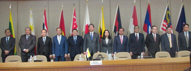ASEAN và Nhật Bản: Khẳng định lại cam kết tăng cường quan hệ đối tác