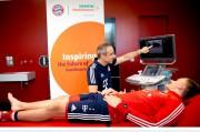 Siemens Healthineers - đối tác về giải pháp y tế của FC Bayern Munich