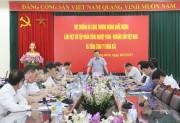Đề nghị tập trung cao nhất việc nhận than của TKV và Tổng công ty Đông Bắc