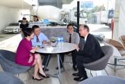 FUSO đánh dấu 6 tháng thành công với hợp đồng xe tải kỷ lục