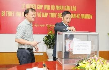 bo cong thuong gan 2 ty dong ung ho nhan dan lao