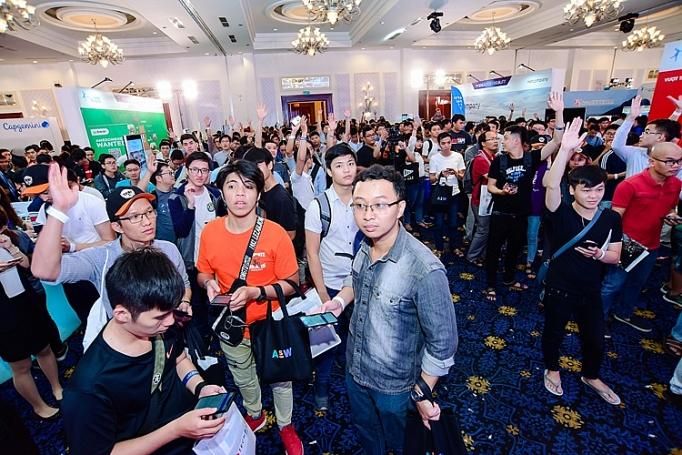 hon 1500 ung vien tham du tech expo 2019