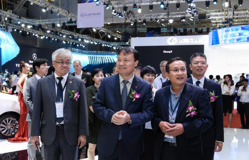 VMS 2017- Mở ra nhiều triển vọng mới cho ngành ô tô Việt Nam