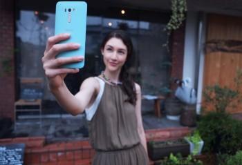 ra mat zenfone selfie