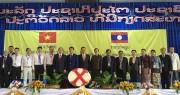 Hội nghị Hợp tác phát triển thương mại biên giới Việt Nam - Lào lần thứ X thành công tốt đẹp