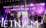 Công ty BAT Việt Nam nhận giải thưởng Vietnam HR Award 2016