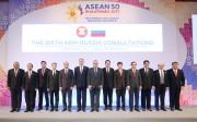 Đề xuất khởi động nghiên cứu khả thi FTA giữa ASEAN và Liên minh kinh tế Á-Âu