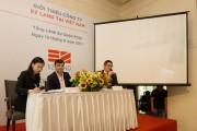 Công ty bất động sản EZ LAND gia nhập thị trường Việt Nam