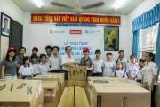 Lenovo và Microsoft tài trợ máy tính cho Làng trẻ em SOS Bến Tre