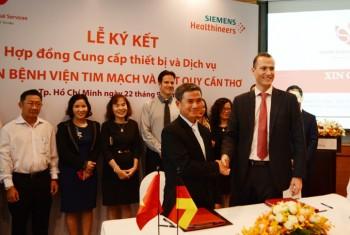 Siemens Healthineers cung cấp gói thiết bị y tế cho Bệnh viện đột quỵ đầu tiên tại ĐBSCL