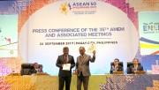 ASEAN đang trên đà đạt mục tiêu về cường độ năng lượng