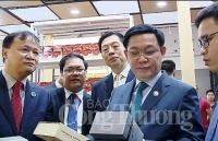 chinh thuc khai mac hoi cho caexpo va hoi nghi cabis 2018
