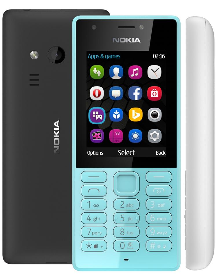Mua Nokia 216 nhận ngay thẻ nhớ và 12 game hot