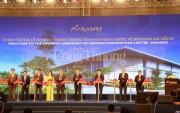 Khánh thành Cung Hội nghị lớn nhất Việt Nam phục vụ Tuần lễ cấp cao APEC 2017