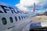 Chuyến bay đặc biệt của Air France từ Việt Nam tới Paris