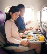 Ẩm thực 5 sao trên các chuyến bay của Emirates
