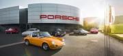 Sẽ thành lập các Trung tâm xe Porsche cổ điển