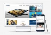 Website tổng hợp tin tức mới của Samsung