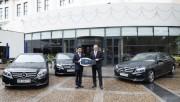 Mercedes-Benz bàn giao E-Class cho khách sạn Hilton Hà Nội Opera