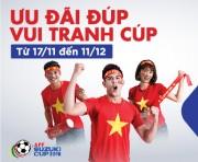 K+ khuyến mại nhân dịp AFF CUP 2016
