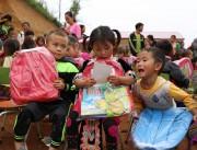 Mở rộng chuỗi trường học hữu nghị Canon tại huyện Điện Biên Đông