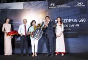 Hyundai Thành Công trao thưởng Genesis G90 cho golf thủ