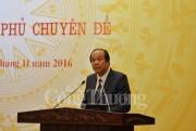 Dừng dự án Điện hạt nhân Ninh Thuận: Không làm ảnh hưởng đến các quan hệ đối tác chiến lược!