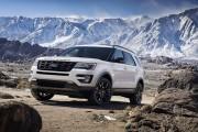 Thiết kế truyền cảm hứng của những chiếc SUV Ford