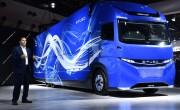 Ra mắt thương hiệu xe tải và xe khách điện e-FUSO