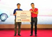 Prudential hỗ trợ ứng cứu thiên tai tại Khánh Hòa