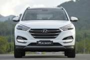 Hyundai Tucson 2017 khuyến mại lên tới 130 triệu đồng