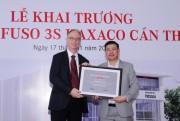 FUSO khai trương đại lý chuẩn 3S đầu tiên tại Tây Nam Bộ