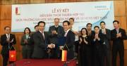 Đại học Bách khoa Hà Nội và Siemens ký kết Biên bản ghi nhớ