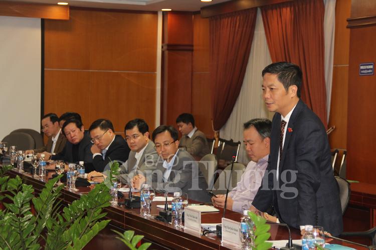 Bộ Công Thương đồng hành cùng tỉnh Vĩnh Long trong tăng trưởng và phát triển