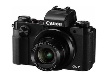 Canon Powershot G5X được tôn vinh tại Lễ trao giải DFA 2016