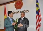 Việt Nam-Malaysia: Phấn đấu kim ngạch thương mại 15 tỷ USD vào năm 2020
