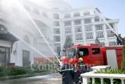 Quảng Ninh đẩy mạnh công tác phòng cháy, chữa cháy