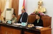 Bộ Công Thương: Ủng hộ 5 tấn lương khô cho đồng bào vùng lũ Bình Định