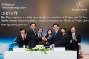 Xe S-Class sẽ phục vụ Hội nghị cấp cao APEC 2017